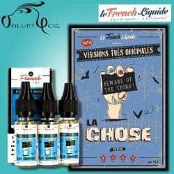 E-liquide LA CHOSE Le French Liquide 3*10ml