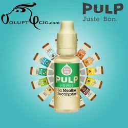 MENTHE EUCALYPTUS 10 ml Par Pulp
