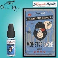 E-liquide MONSTRE SACRE Le French Liquide 10ml