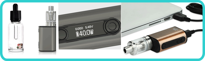Kit Istick Power Nano 40W- Voluptycig