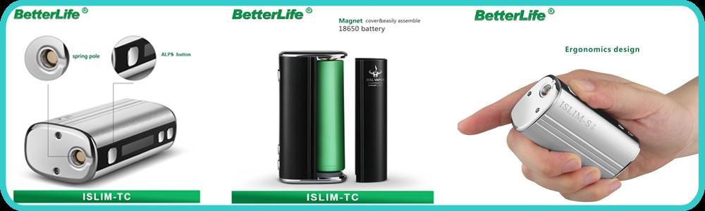 Box Islim TC60 w BetterLife - Voluptycig
