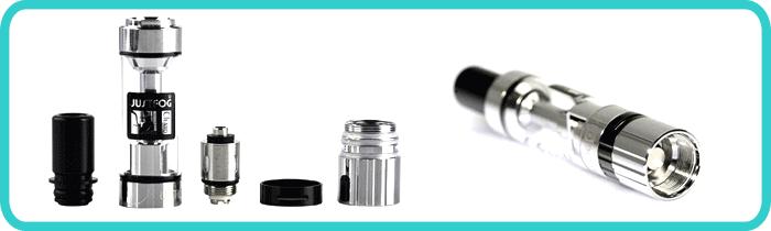 Justfog Clearomiseur Q16 pour cigarette electronique