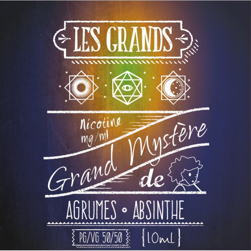 E liquide Grand mystèreLes Grands - VDLV