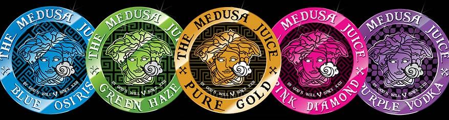 E-liquides Medusa Juice