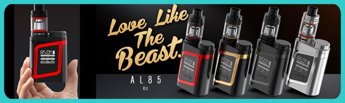 Kit AL85 + TFV8 Baby Smok