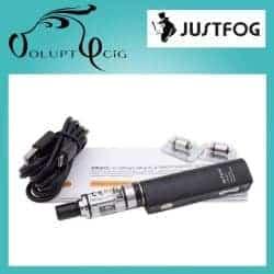 JUSTFOG Kit J-EASY 9 Q16 900mAh Voltage Variable