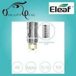 Résistances Eleaf MELO EC 0.25 NotchCoil (inox)
