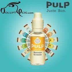 E-Liquide Pulp - BANANE ECRASEE 10 ml