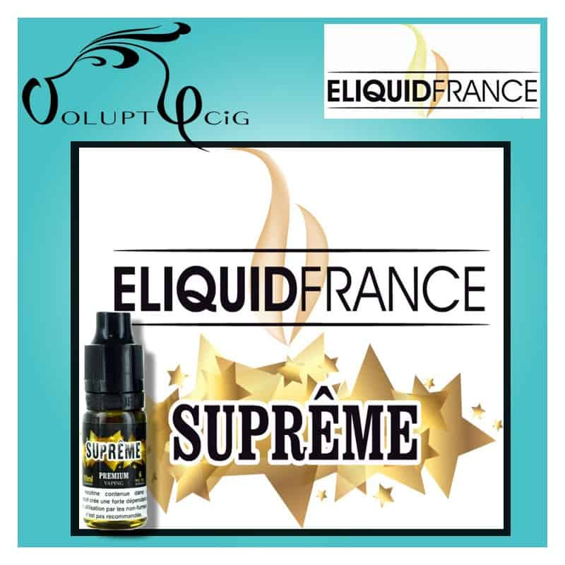 Classic PREMIUM SUPREME 10 ml Par Eliquid France