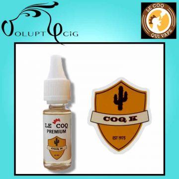 Coq K 10ml gamme Le Coq Qui Vape