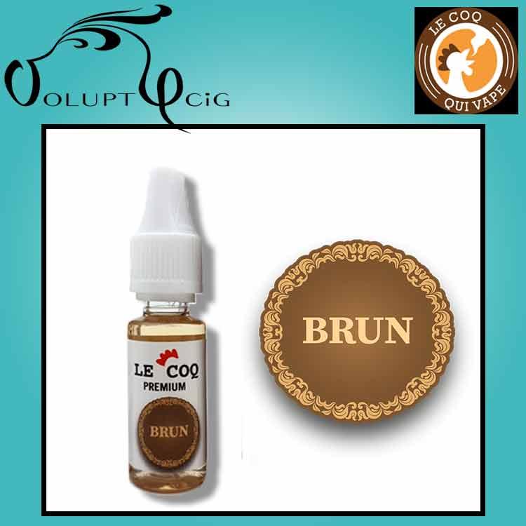 Classic BRUN Le Coq Premium 10ml - Eliquide français