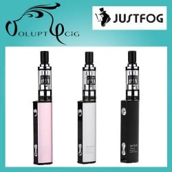e-cigarette JUSTFOG Kit Q16 J-EASY 9 900mAh Voltage Variable