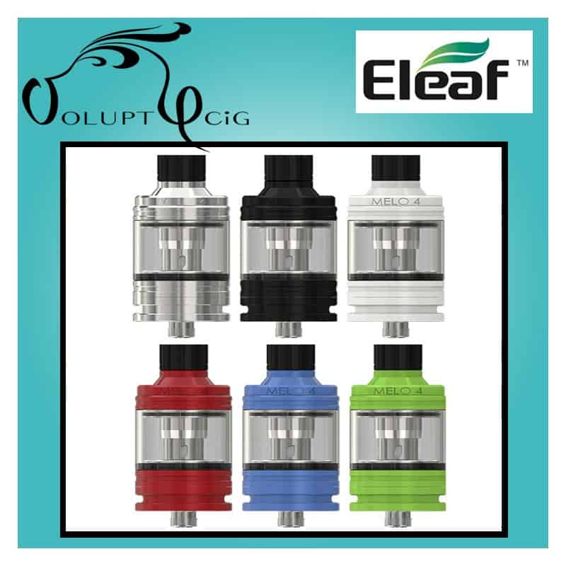 Clearomiseur Eleaf MELO 4 D25 4.5 ml