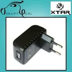 Adaptateur secteur - Chargeur Mural rapide 2.1A  XTAR USB