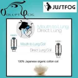 Resistance e-cigarette FOG 1 0.8 Ohm