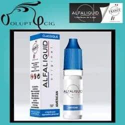 E-liquide Alfaliquid American