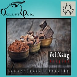E-liquide ORIGINE 0 mg 60 ml (20 ml à booster) par Wolfgang Juice