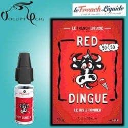 E-liquide RED DINGUE Le French Liquide 10ml