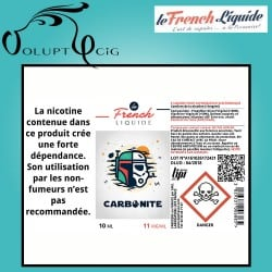 E-liquide CARBONITE Le French Liquide 10ml