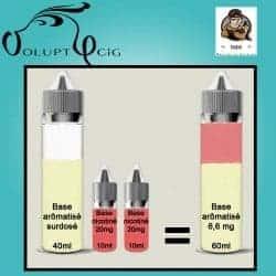 E-liquide YAOUNDE Vaporisterie 6mg cigarette electronique
