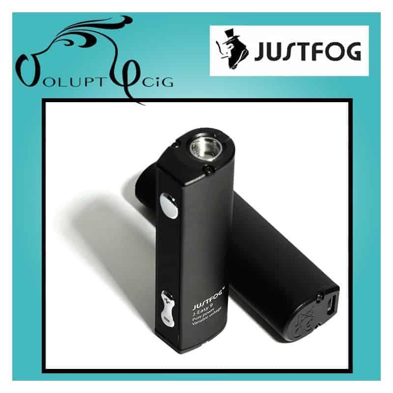 Batterie cigarette electronique JUSTFOG J-EASY 9 Q16 900mAh - Cigarette électronique
