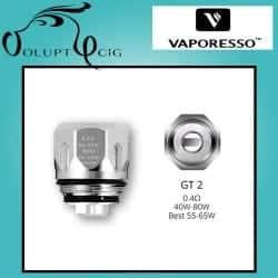 Résistance NRG GT2 0.4 Ohm (40-80W) Vaporesso
