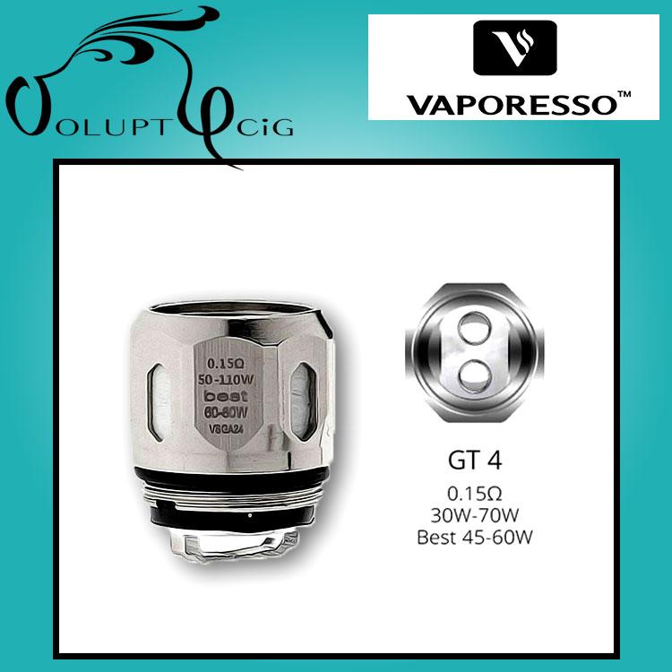 Résistance NRG GT4 Vaporesso