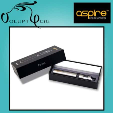 Kit POCKEX Aspire - Cigarette électronique