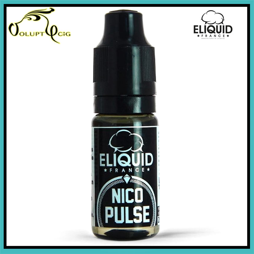 Booster Nicotine 10ml NICOPULSE 20mg Eliquid France - Eliquide DIY Voluptycig