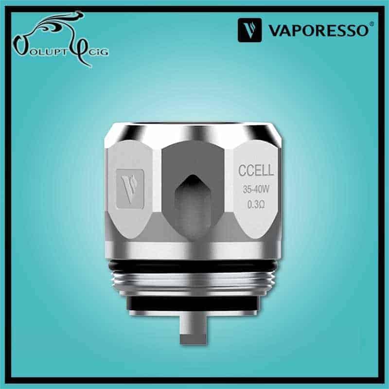 Résistance GT CCELL2 0.3 (35-40W) Vaporesso - Cigarette électronique