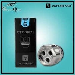 Résistances GT6 0.20 Ohm (40-100W) Vaporesso