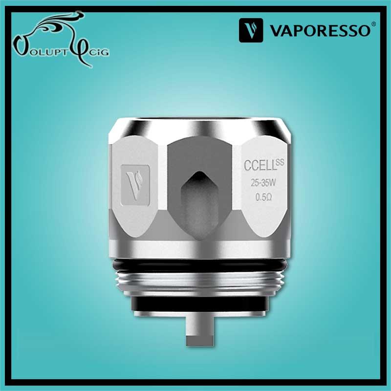 Résistances GT CCELL 0.5 (15-40W) Vaporesso