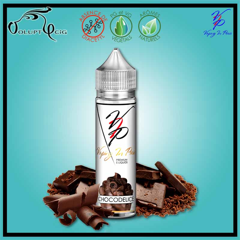 CHOCODELICE 40ml par VIP