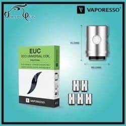 Résistance EUC TRADITIONNAL Vaporesso - Cigarette électronique