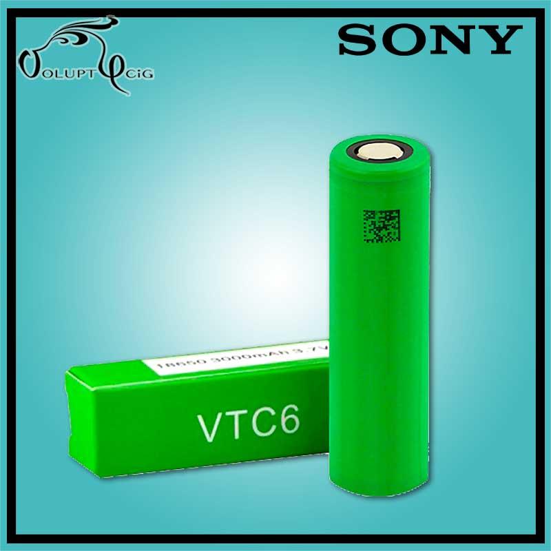 Accu VTC6 IMR 18650 3000 mAh/30A SONY