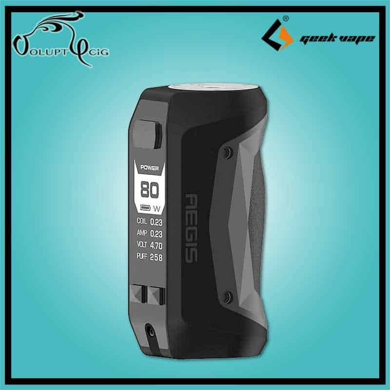 Box AEGIS MINI 80W Geekvape - Cigarette électronique