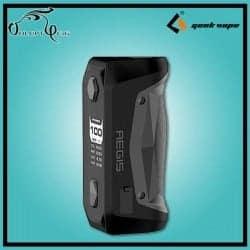 Box AEGIS SOLO 100W TC  par Geekvape