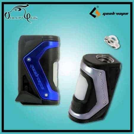 Box AEGIS SQUONKER 100W Geekvape - cigarette électronique accu rechargeable