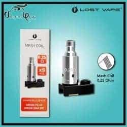 Résistance ORION PLUS DNA 0.25 ohm - Cigarette électronique Pod