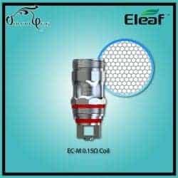 Résistances Eleaf MELO 5 EC-M Kanthal 0.15