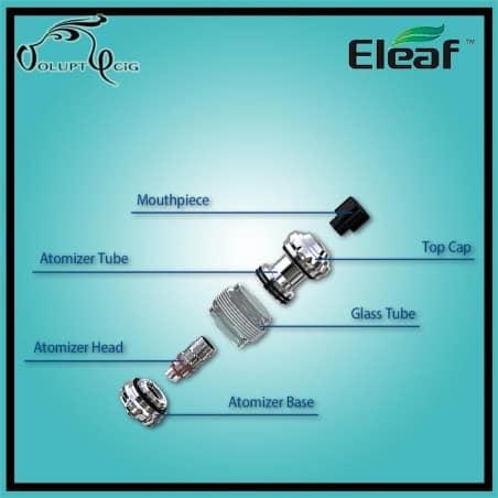Clearomiseur Eleaf MELO 5 4 ml - Cigarette électronique