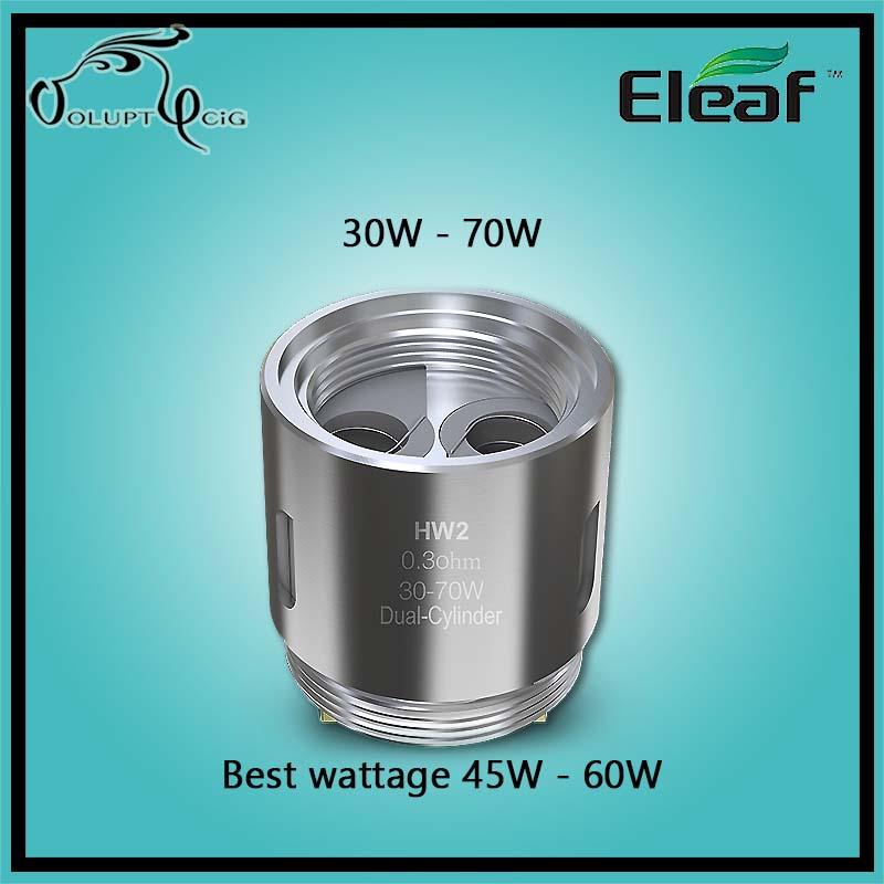 Résistances Eleaf ELLO HW2 0.3 - Cigarette électronique