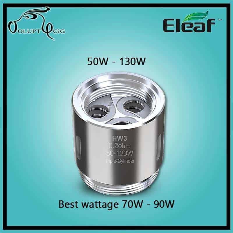 Résistances Eleaf ELLO HW3 0.2 - Cigarette électronique