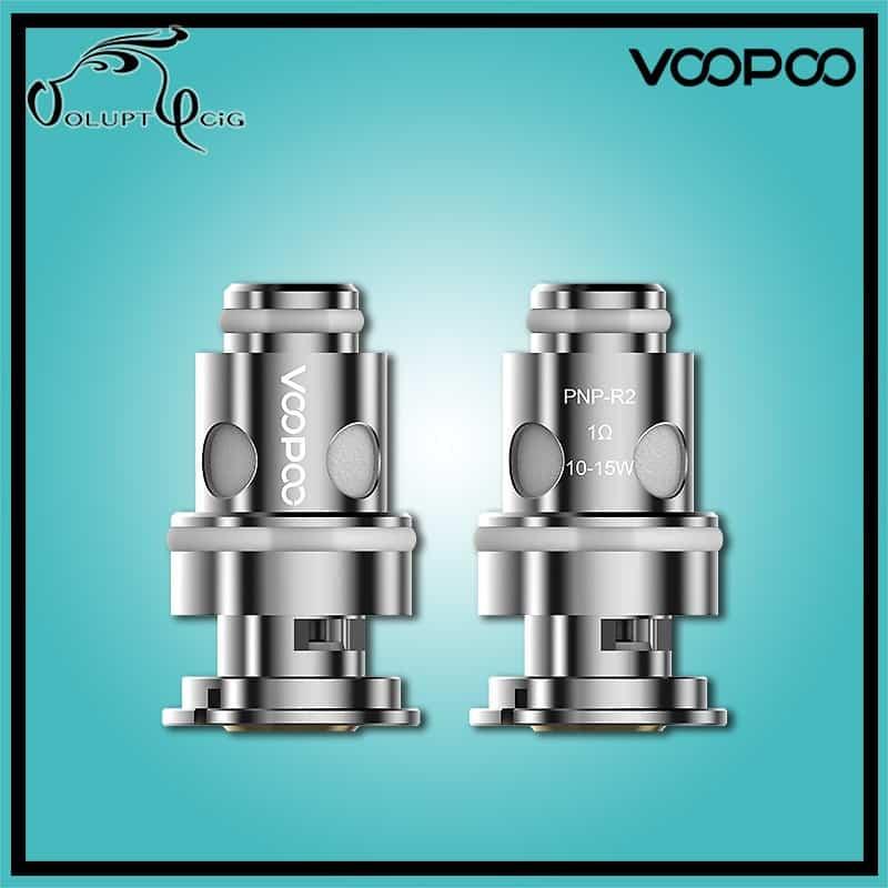 Résistance PnP R2 1.0 ohm Drag Vinci Voopoo - Cigarette électronique Pod
