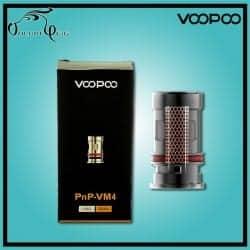 Résistance VINCI PnP VM4 0.6 ohm Voopoo