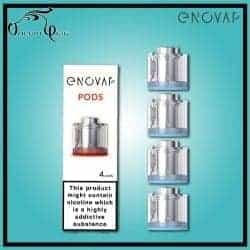 PACK 4 PODS ENOVAP 0.6 Ohm Enovap