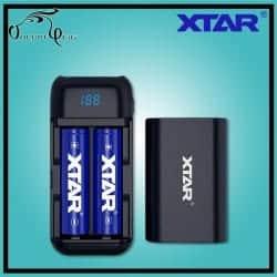 Chargeur accu + powerbank PB2 XTAR - Cigarette électronique
