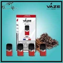 Cartouches x4 VIRGINIE Vaze - Cigarette électronique Pod