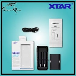 Chargeur accu + powerbank PB2S XTAR