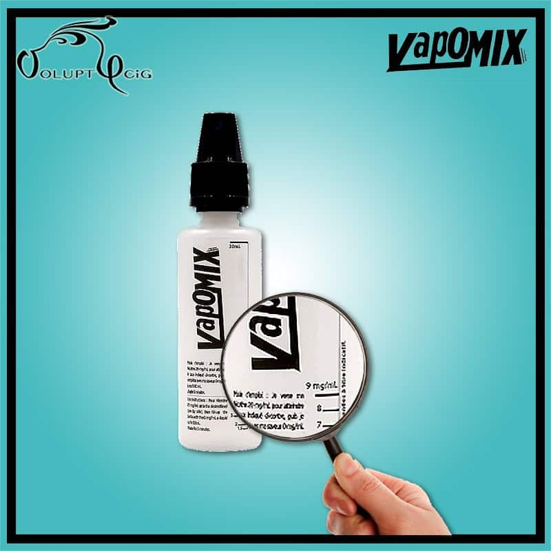 Bouteille VAPOMIX Mixer 30 ml